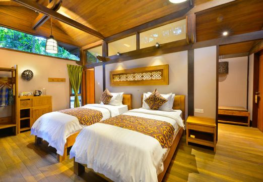 Sukau Rainforest Lodge – Borneo Villa