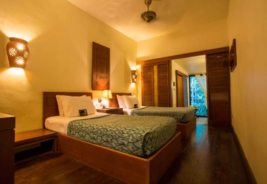 Sukau Rainforest Lodge – Superior Room
