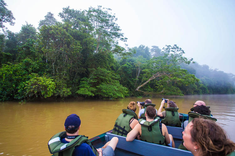 """Sukau Rainforest Lodge Says """"No"""" to Plastic Straws as Part of its Sustainability Initiative"""